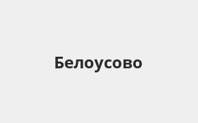 Справочная информация: Банкоматы Россельхозбанка в Белоусово — часы работы и адреса терминалов на карте