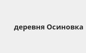 Справочная информация: Банкоматы Россельхозбанка в деревне Осиновка — часы работы и адреса терминалов на карте