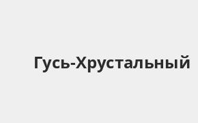 Справочная информация: Россельхозбанк в городe Гусь-Хрустальный — адреса отделений и банкоматов, телефоны и режим работы офисов