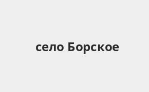 Справочная информация: Россельхозбанк в селе Борское — адреса отделений и банкоматов, телефоны и режим работы офисов