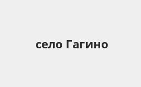 Справочная информация: Россельхозбанк в селе Гагино — адреса отделений и банкоматов, телефоны и режим работы офисов