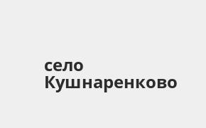 Справочная информация: Банкоматы Россельхозбанка в селе Кушнаренково — часы работы и адреса терминалов на карте