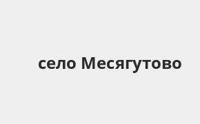 Справочная информация: Банкоматы Россельхозбанка в селе Месягутово — часы работы и адреса терминалов на карте