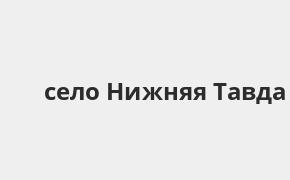 Справочная информация: Россельхозбанк в селе Нижняя Тавда — адреса отделений и банкоматов, телефоны и режим работы офисов