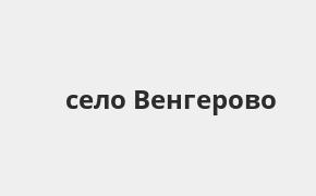 Справочная информация: Банкоматы Россельхозбанка в селе Венгерово — часы работы и адреса терминалов на карте