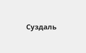 Справочная информация: Банкоматы Россельхозбанка в Суздале — часы работы и адреса терминалов на карте